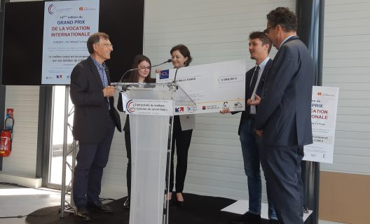 Prix de la Vocation Internationale 1